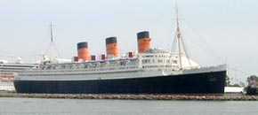 California Long Beach Queen Mary